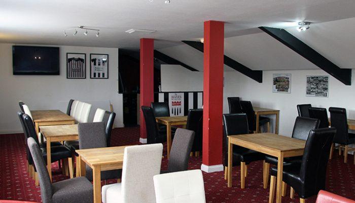TR Hayes Premier Lounge