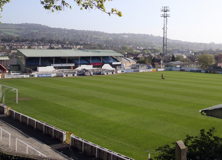 Bath City FC football ground