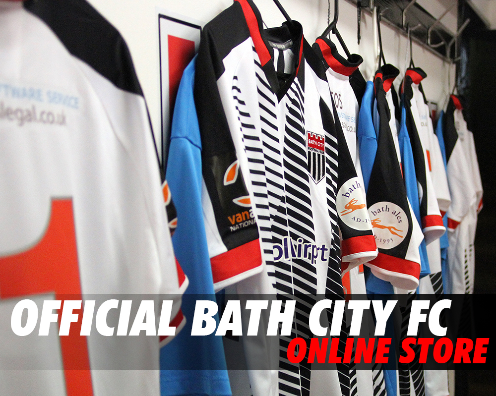 f3288d6390426 Bath City FC Homepage - Bath City FC